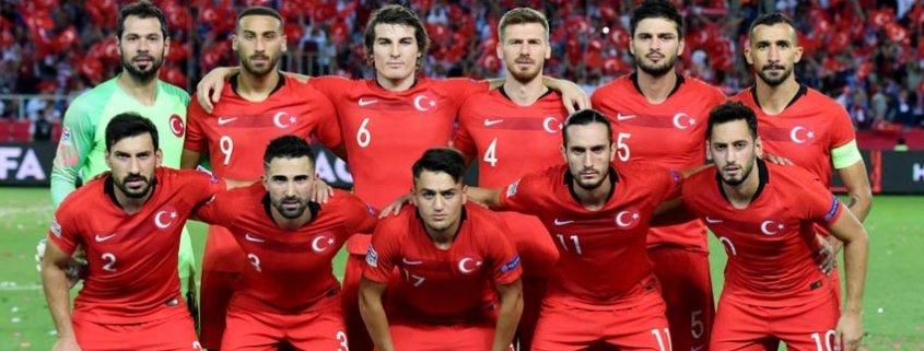 Turkey v Iceland