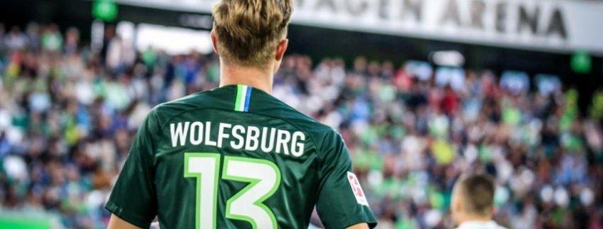 Wolfsburg Yannick Gerhardt