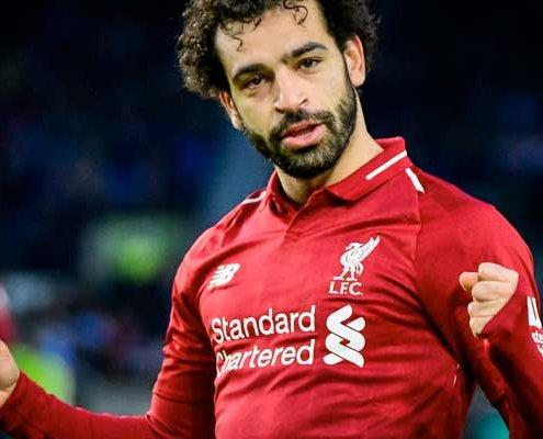 2 Goals Salah