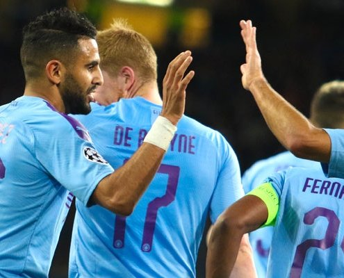 Manchester City v West Ham UTD